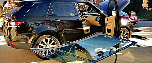 Durham auto glass replacement